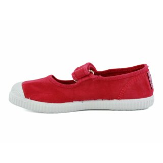 Natural World Kinder Spangenschuh 76777 rosa vivo