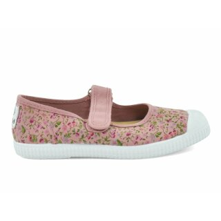 Natural World Kinder Spangenschuh 76999  rosa